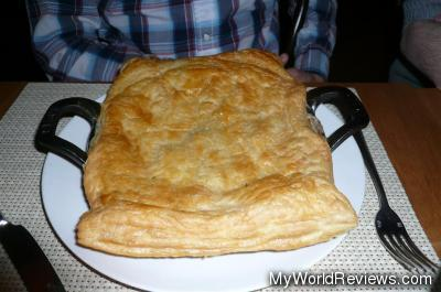 10 Downing Pot Pie