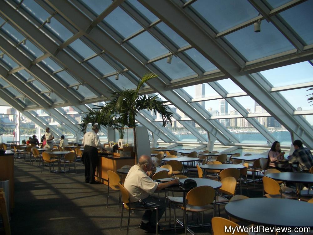 Cafe Galileo S Adler Planetarium
