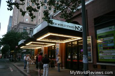 Altar Boyz at New World Stages
