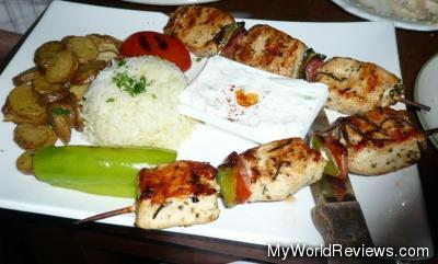 Grilled Organic Chicken