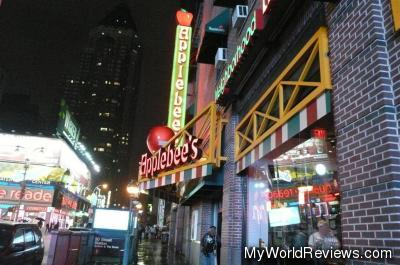 Applebee's in North Times Square