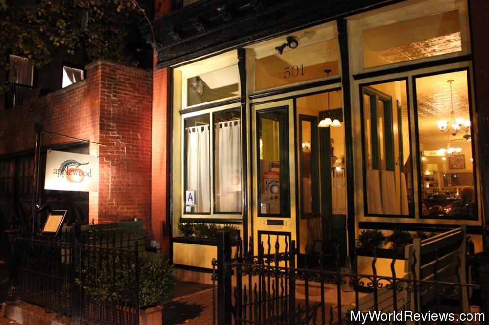 Applewood Restaurant Brooklyn Reviews
