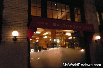 Balthazar in SoHo