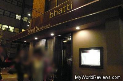 Bhatti Indian Grill