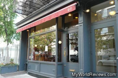 Blue Ribbon Brasserie in Manhattan
