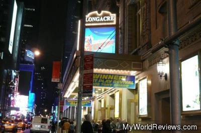 Boeing Boeing at the Longacre Theatre