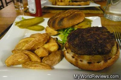 Boston Hamburger