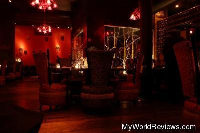 Inside Buddha Bar