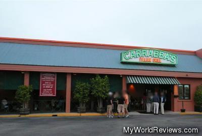 Carrabba's in Sarasota