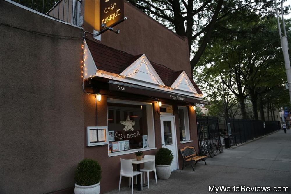Review Of Casa Enrique At Myworldreviews Com