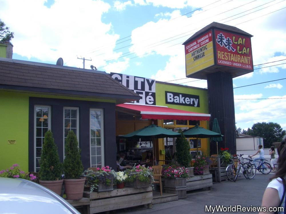 City Cafe Bakery Kitchener Ottawa St Kitchener On