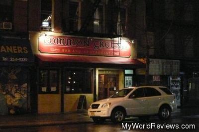 Common Ground Bar