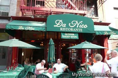 Da Nico, Little Italy