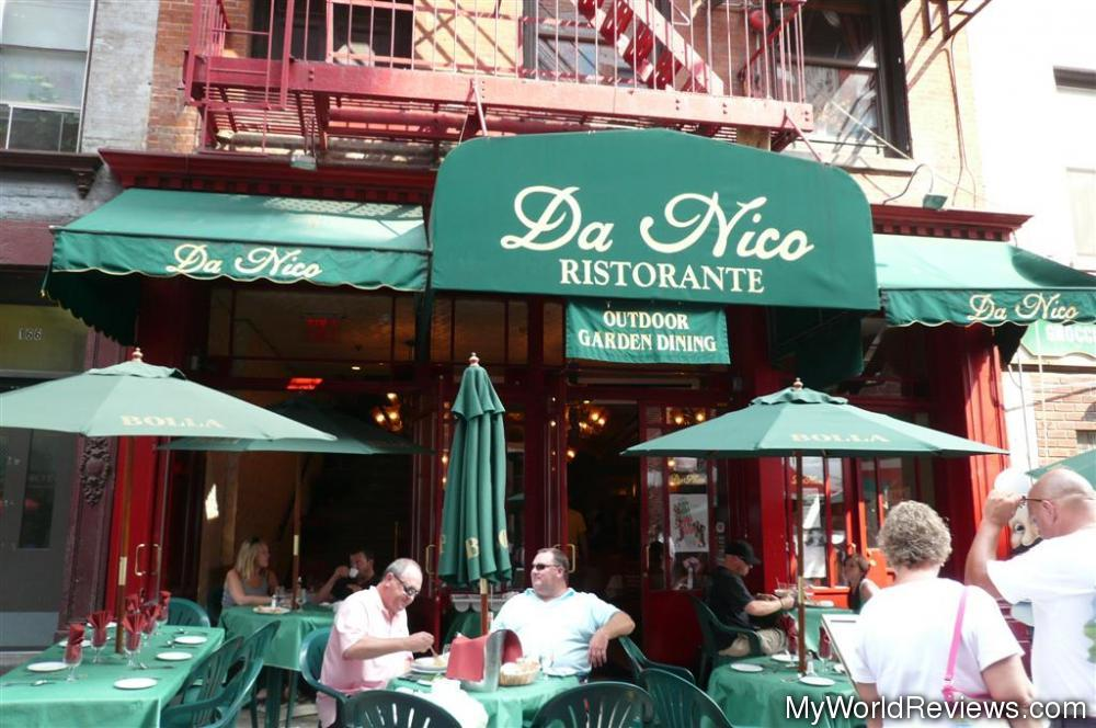 Pizza Restaurants Little Italy Nyc