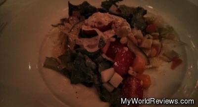 Delmonico's Salad