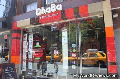Dhaba Indian Restaurant