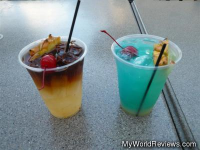 Embassy Suites Alcoholic Drinks