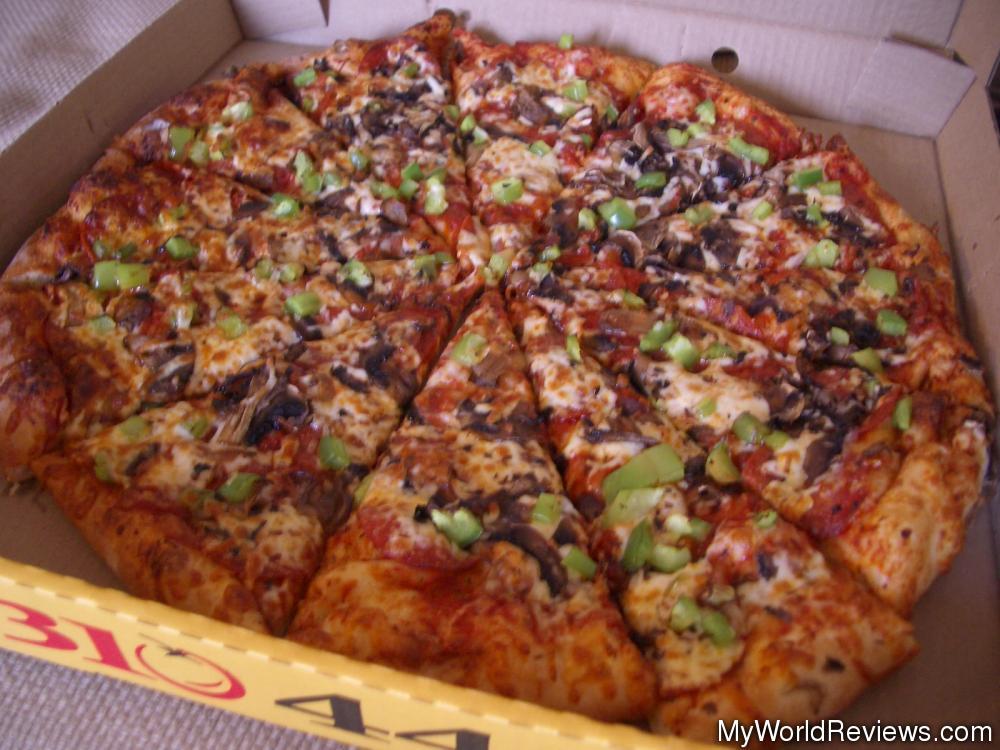 Review Of Ginos Pizza At Myworldreviewscom