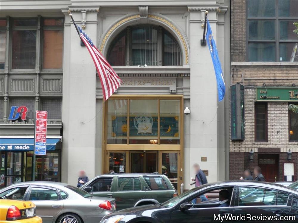 Alfa Img Showing Freemason Building In New York