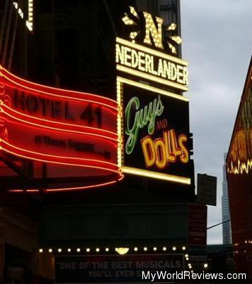 The Guys and Dolls Theatre