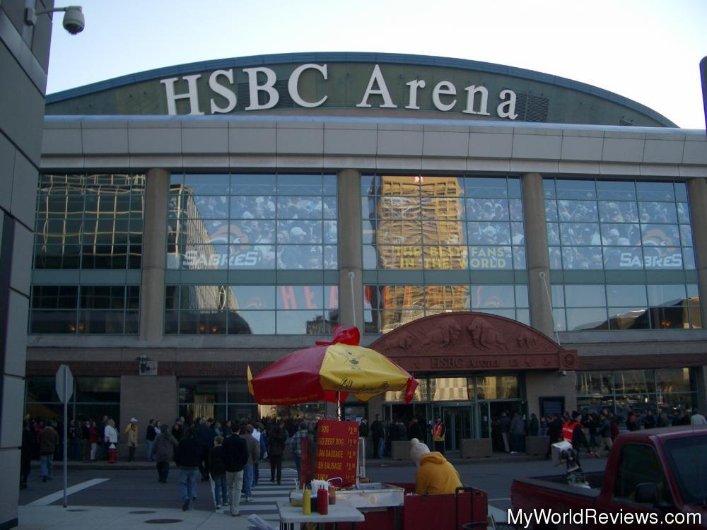 Review of HSBC Arena at MyWorldReviews com