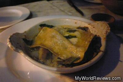 Artichoke Lasagnette