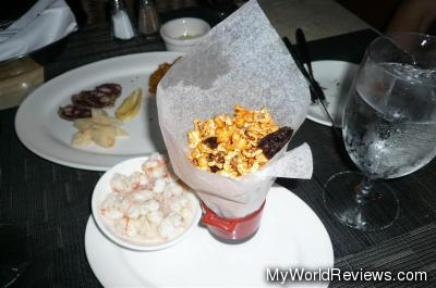 Popcorn, Popcorn (Shrimp)