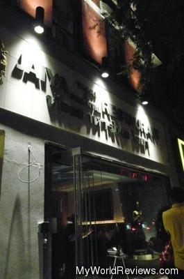 Jaiya Thai-Oriental Restaurant