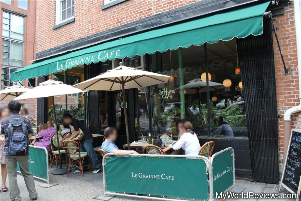 Le Grainne Cafe Review