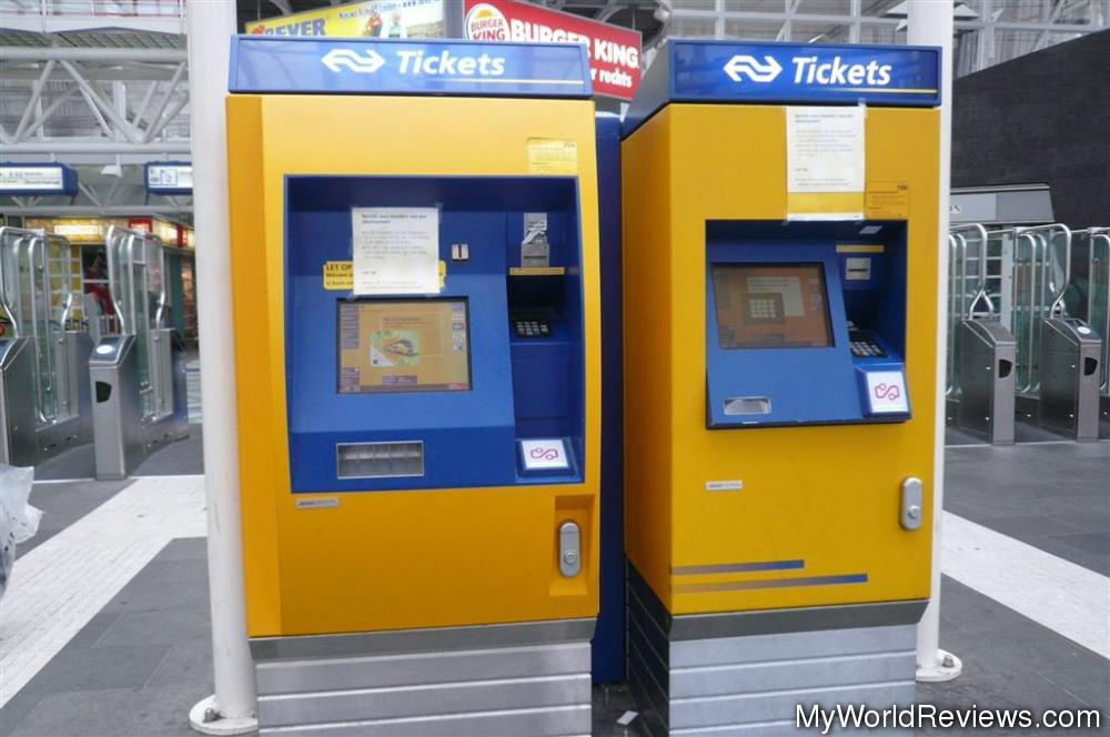change counter machine near me