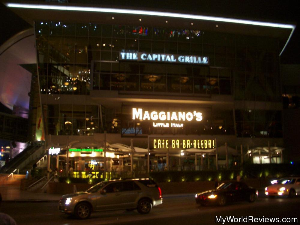 Maggiano's - Summerlin Restaurant - Las Vegas, NV | OpenTableTypes: Reviews, Menus, Address, Photos.