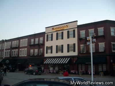 Review Of Maggiano 39 S Little Italy At