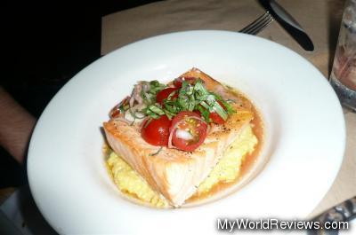 Slowly Baked Salmon