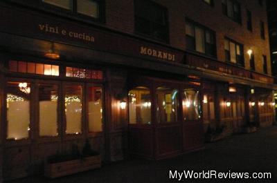 Morandi Restaurant