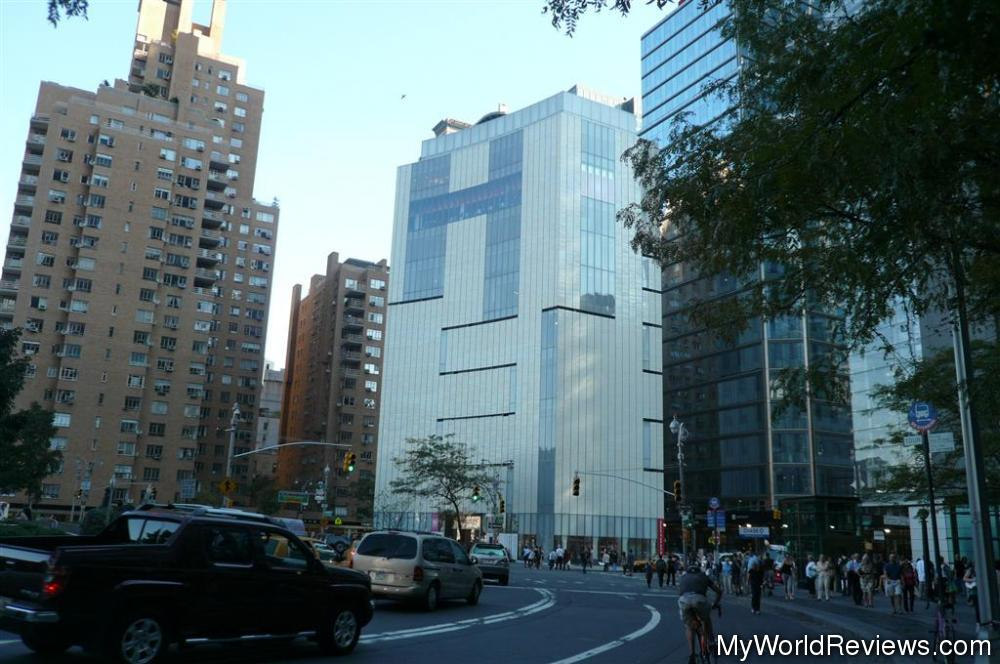 Museum Of Arts And Design : Review of museum arts and design at myworldreviews