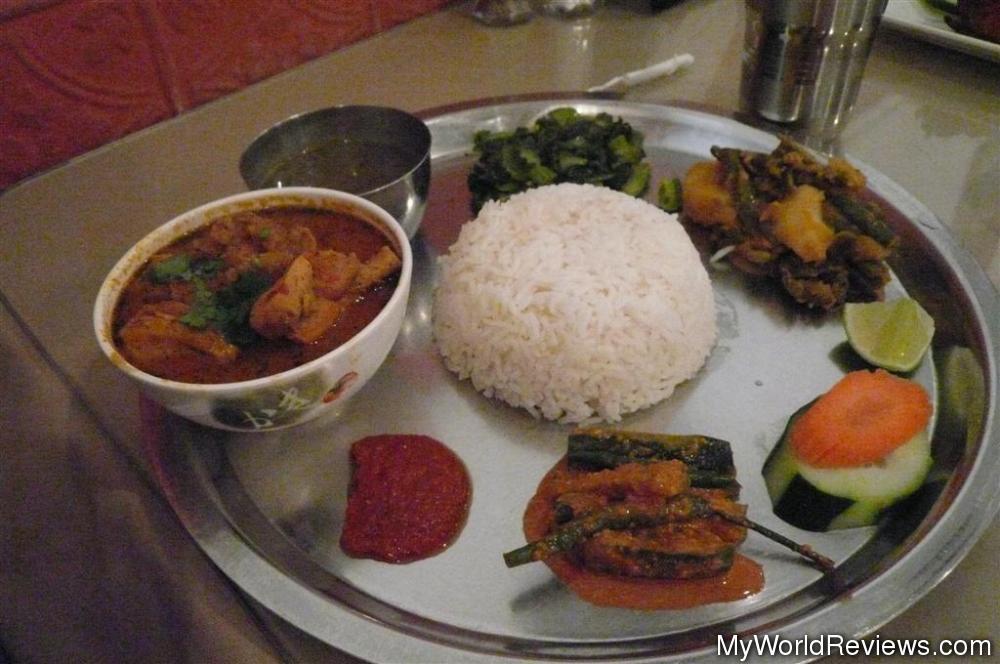Thakali image for Kitchen set in nepal