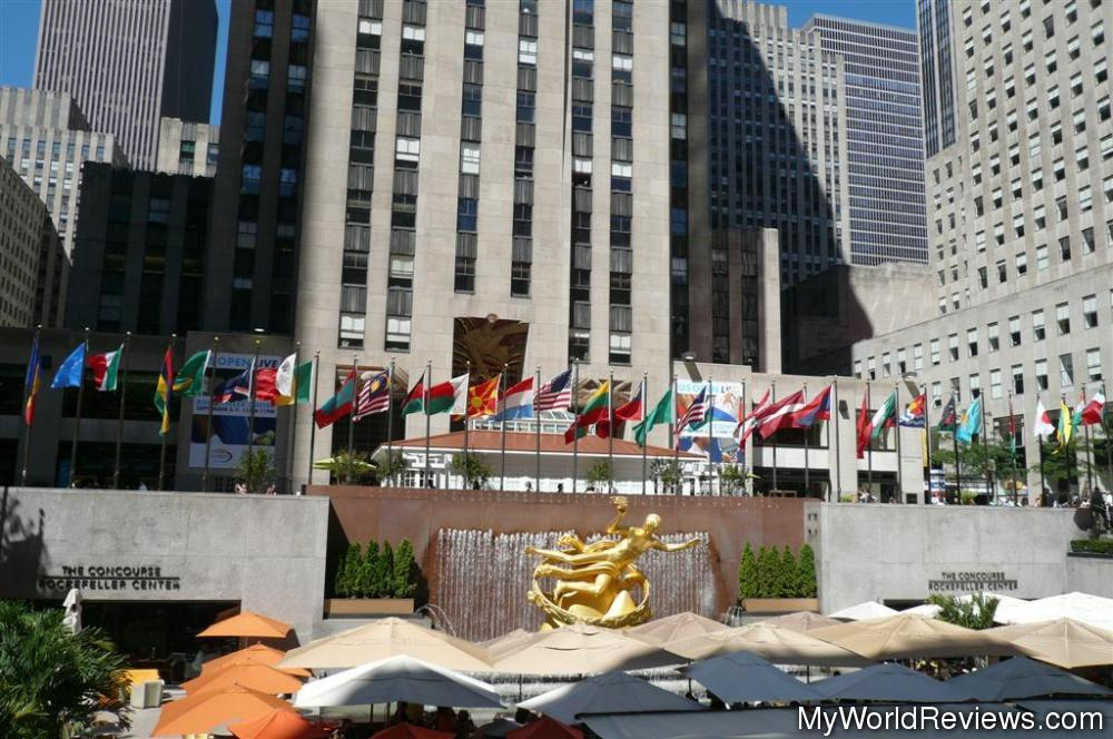 Review Of Nbc Rockefeller Center Tour At Myworldreviews Com