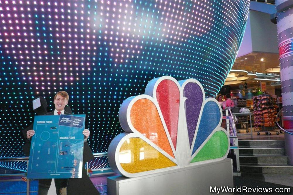 Review of nbc studio tour at for 10 rockefeller plaza 4th floor new york ny 10020