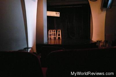 Inside the National Comedy Theater