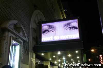 Next To Normal on Broadway