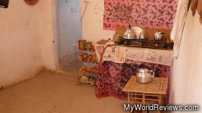 The Nubian kitchen