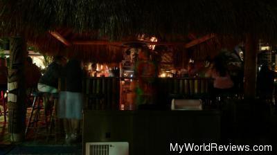 The Outdoor Tiki Bar