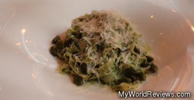 Sicilian Pesto Fettucine
