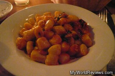 Hand Rolled Potato Gnocchi