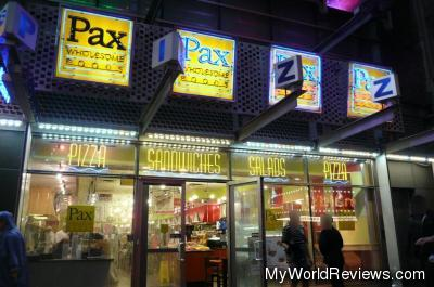 Pax (Times Square)