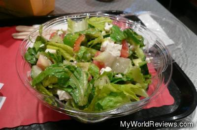 Create-Your-Own Salad