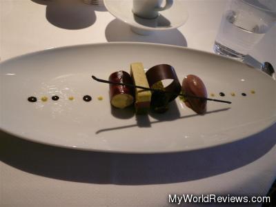 Truffe Au Chocolat Et Pistache