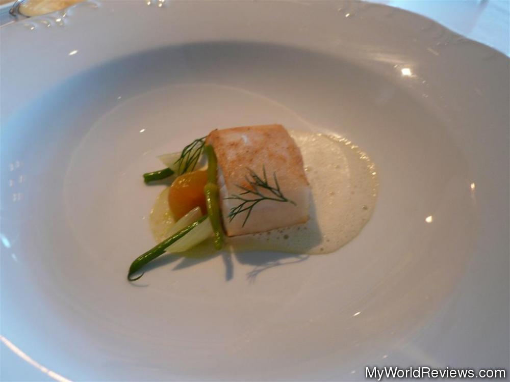 Sauteed Fillet of Florida Red Snapper