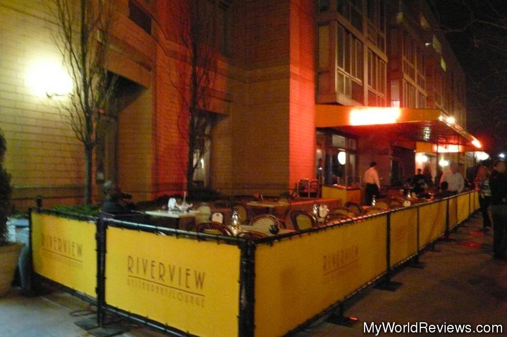 Riverview Restaurant Lounge