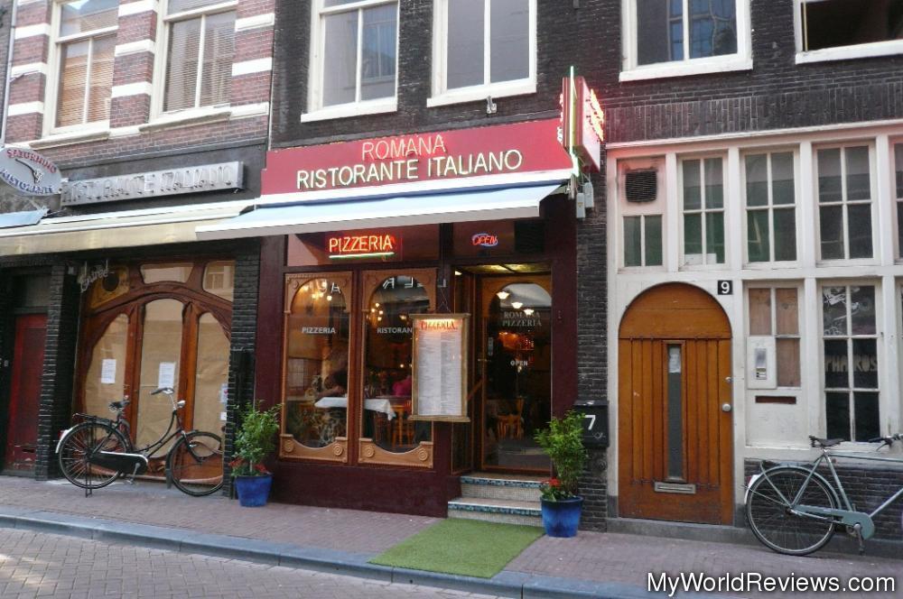 Review of Romana Ristorante Italiano (Italian Restaurant ...